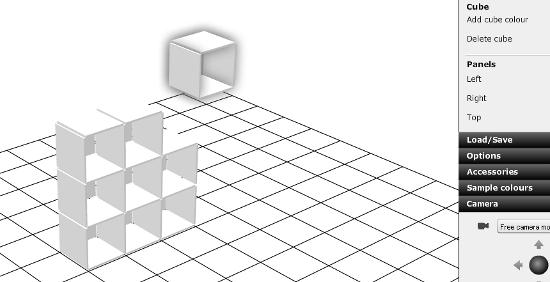 aplicación para diseñar muebles y estantes en 3d ? online ? gratis ... - Programas De Diseno De Muebles Gratis